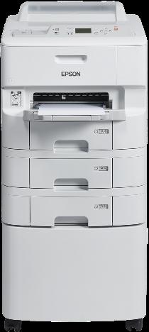 Impressora Epson WorkForce Pro WF-C6090D2TWC