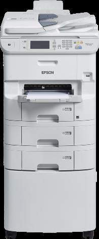 Impressora Epson WorkForce Pro WF-6590D2TWFC