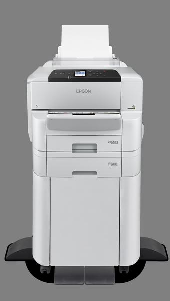 Impressora Epson WorkForce Pro WF-C8190DTWC