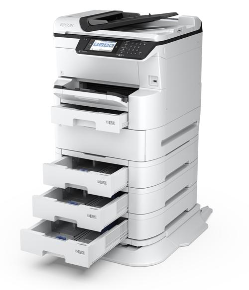 Impressora Epson WorkForce Pro WF-C878RD3TWFC