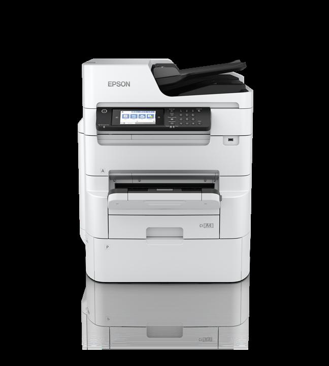 Impressora Epson WorkForce Pro WF-C879RD3TWFC