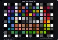 Objetivo SG Digital Xrite ColorChecker