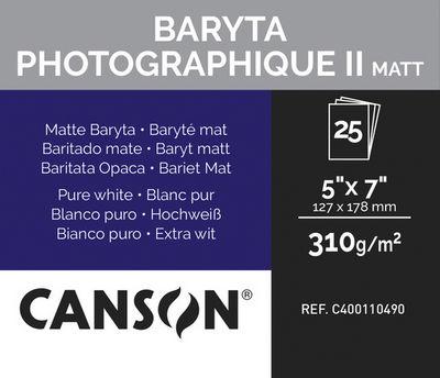 Papel Canson Infinity Baryta Matt 310g